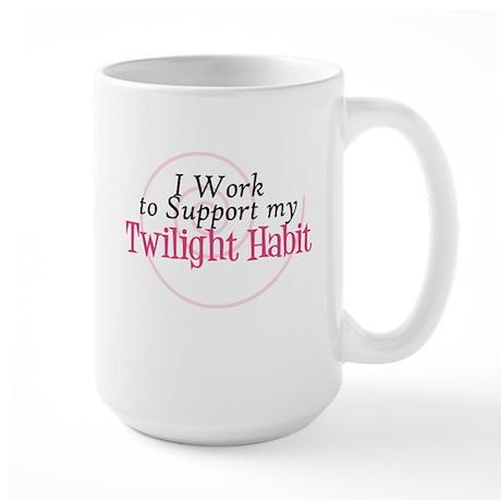 Twilight Addiction Large Mug