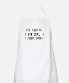 Big deal in Youngstown BBQ Apron