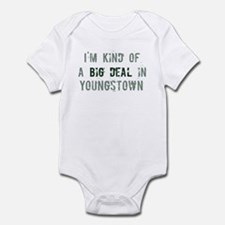 Big deal in Youngstown Infant Bodysuit