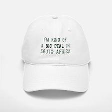 Big deal in South Africa Baseball Baseball Cap