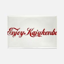 Enjoy Kajukenbo Rectangle Magnet