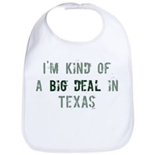 Big deal in Texas Bib