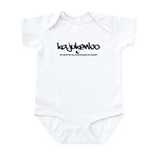 Kajukenbo - Graffiti Infant Bodysuit