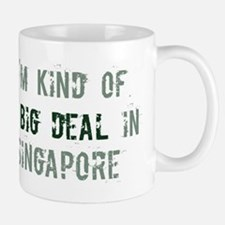 Big deal in Singapore Mug