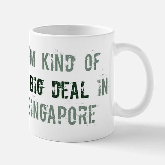 Big deal in Singapore Mug