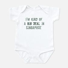 Big deal in Singapore Infant Bodysuit