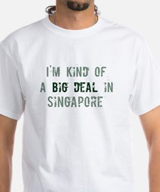 Big deal in Singapore Shirt