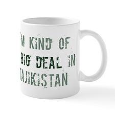 Big deal in Tajikistan Mug
