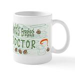 World's Greatest Doctor Mug