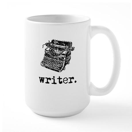 Type-Writer Large Mug