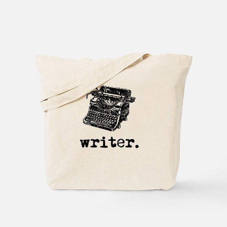 Type-Writer Tote Bag