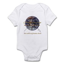Hamster Wheel Infant Bodysuit