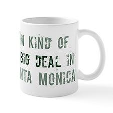 Big deal in Santa Monica Mug
