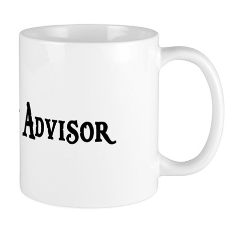 Gray Elf Advisor Mug