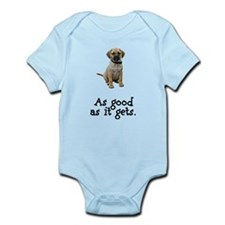 Good Puggle Infant Bodysuit