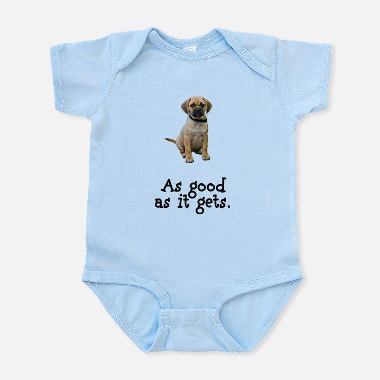 Good Puggle Infant Bodysuit