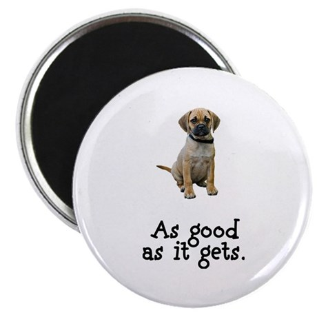 Good Puggle Magnet