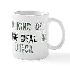 Big deal in Utica Mug