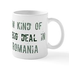Big deal in Romania Mug