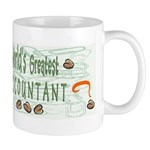 World's Greatest Accountant Mug