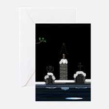 CityHoliday Greeting Cards (Pk of 10)