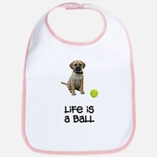 Puggle Life Bib