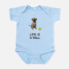 Puggle Life Infant Bodysuit