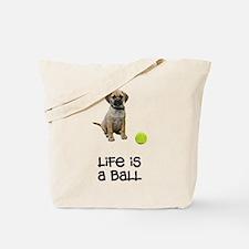 Puggle Life Tote Bag