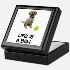 Puggle Life Keepsake Box