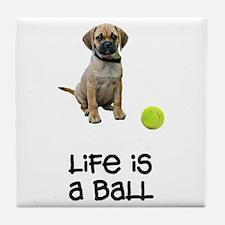 Puggle Life Tile Coaster