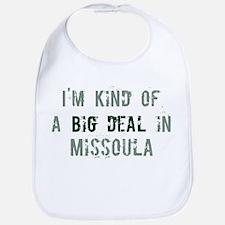 Big deal in Missoula Bib