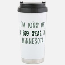 Big deal in Minnesota Stainless Steel Travel Mug