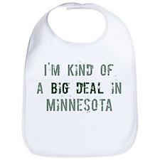 Big deal in Minnesota Bib