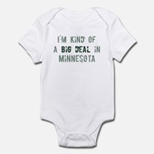 Big deal in Minnesota Infant Bodysuit