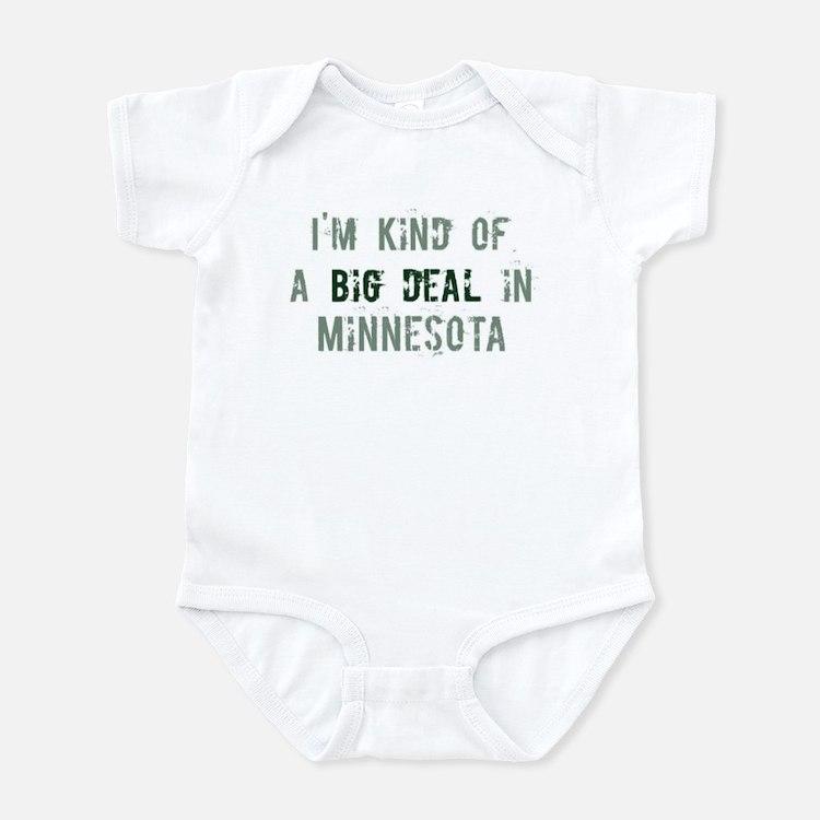 Big deal in Minnesota Infant Bodysuit