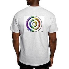 Shen Mien - Ash Grey T-Shirt