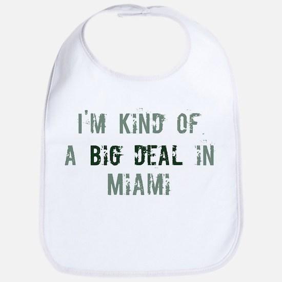 Big deal in Miami Bib
