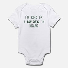 Big deal in Miami Infant Bodysuit