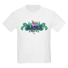 Maggie's Butterfly Name Kids T-Shirt