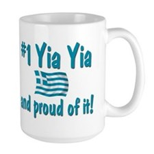 #1 Yia Yia Mug