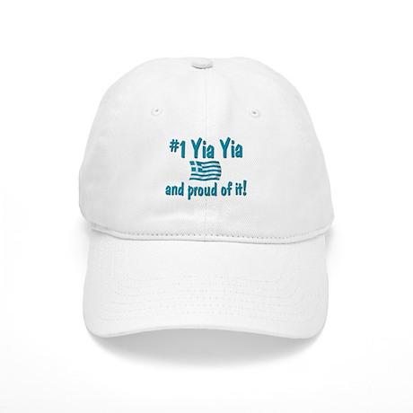 #1 Yia Yia Cap