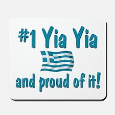 #1 Yia Yia Mousepad