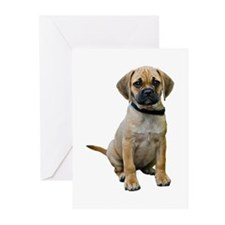 Puggle Greeting Cards (Pk of 10)