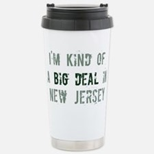 Big deal in New Jersey Stainless Steel Travel Mug