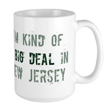 Big deal in New Jersey Coffee Mug