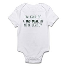 Big deal in New Jersey Infant Bodysuit