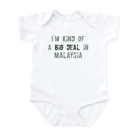Big deal in Malaysia Infant Bodysuit