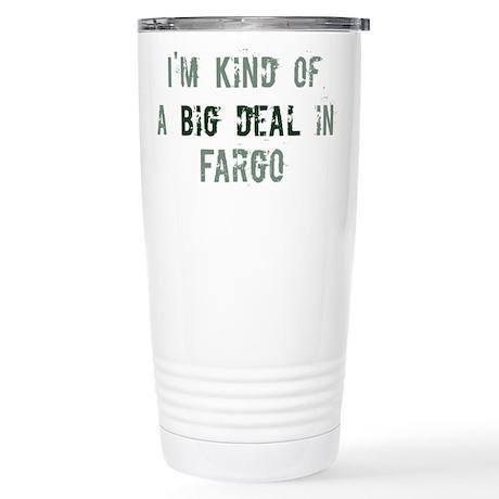 Big deal in Fargo Stainless Steel Travel Mug