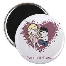 Rosalie & Emmett Magnet