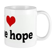 I Love shane hope Mug